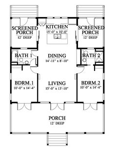Shed To Tiny House, I Love House, Cottage Style House Plans, Small House Plans, Farm House, House Outline, Sunrise Home, Cabin Plans, Beach House