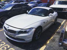 BMW Z4 #bmw #bmwlove #bmwlife #bmwz4 #z4 #bimmer #bimmerpost #bimmerfest #bimmerworld #car #cars #tuesday #autos #autoshow #automotive #luxurycars #sportscar #like #follow #comment #share #repost #prestigeautotech
