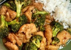 Easy Chicken with Broccoli Recipe -  Let's cook Easy Chicken with Broccoli by yourself!