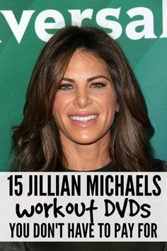 15 Jillian Michaels workout videos you don't have to pay for via YouTube's BeFit Channel - and links to more workout videos.