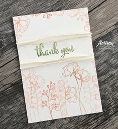 Share What You Love | Stampin' Up! Artisan Design Team