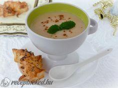 A legjobb Fahéjas almakrémleves recept fotóval egyenesen a Receptneked.hu gyűjteményéből. Küldte: KGizi