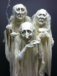 """The three spirits"" by Dustin Poche"
