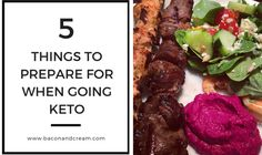 Spread the love           5 Tips for Beginners Who Are Looking to Start a Keto Diet Chances are, if you've come to this blog post,
