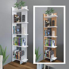 Modern tasarımı ile her eve uyum sağlayacak Endizayn Alis Kitaplık sadece 69.90 TL! Üstelik kargo bedava! #dekorazoncom >> http://www.dekorazon.com/endizayn/kitaplik?utm_source=pinterest&utm_medium=post&utm_campaign=endizayn%2Fkitaplik