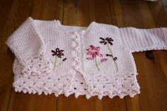 Ravelry: Project Gallery for Sweetpea Cardigan pattern by Candi Jensen
