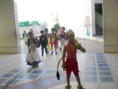 Primary school Activities: Fancy Dress Competition