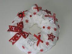 Wreath #2 Wreaths, Christmas Ornaments, Holiday Decor, Handmade, Home Decor, Hand Made, Decoration Home, Door Wreaths, Room Decor