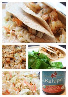 Beaute' J'adore's Spicy Shrimp Taco Recipe.  30 minutes!!!