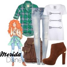 Merida (Disney High)