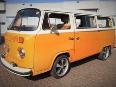 Volkswagen T2 1973