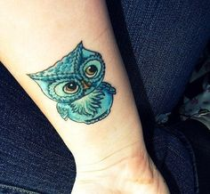 #Teal #Owl.. Want this on my finger