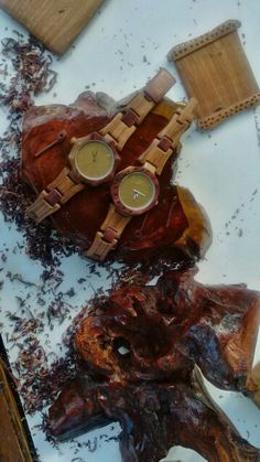 Wooden watches for Ladies