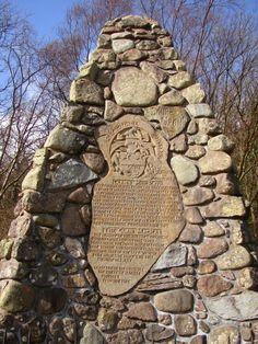 MacRae monument @ Sheriffmuir