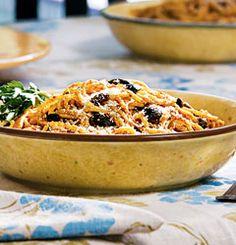 Pasta Recipes: Spaghetti alla Puttanesca - Guideposts
