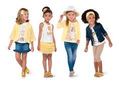#Sunshine #Shades : O #amarelo está na #moda! #yellow #bolero #MKids