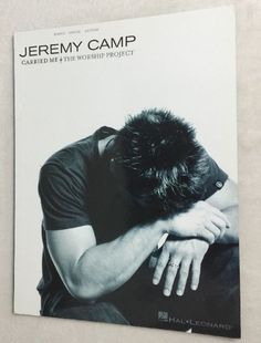 Jeremy Camp Carried Me The Worship Project piano vocal guitar Hal Leonard  | eBay