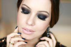 Como Fazer Olho Preto na Maquiagem | Smokey Eyes | Juliana Goes | Dicas de Beleza, Saúde e Lifestyle.