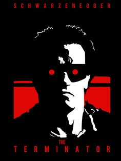 Been in a vector mood lately and I can never do enough Terminator art so yeah ha. Ended up been a kinda movie poster