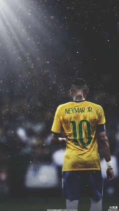 Neymar has crazy foot skills and always looks great on the pitch Neymar Football, Football Brazil, Soccer Fifa, Nike Soccer, Soccer Cleats, Neymar Jr Wallpapers, Paris Saint Germain Fc, Neymar Brazil, Fc Chelsea