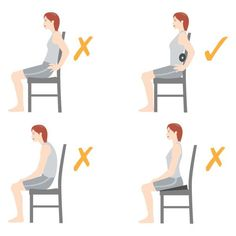Are you experiencing neck headache pain? Try these 3 cervicogenic headache exercises for daily relief. Contact our expert clinicians if pain persists. Neck Headache, Headache Relief, Back Pain Relief, Posture Fix, Good Posture, Morning Yoga Flow, Sitting Posture, Posture Correction, Neck Pain