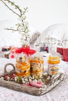 Strudel in a jar - Strüdel in vasetto