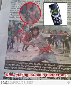 Just Nokia