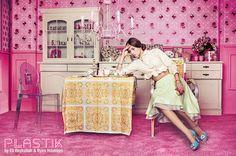 A Very Sweet Blog: Plastik Magazine: Tea For Two 2013