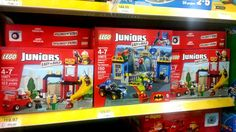 Being Frugal and Making It Work: Lego Juniors Batman: Defend The Batcave ~ To the B...