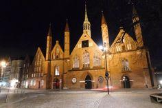 ...Lübeck, das Heiligen-Geist-Hospital