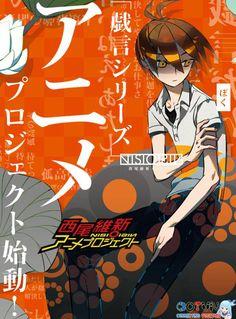 Light novel Zaregoto của NisiOisin xác nhận có thêm dự án Anime mới