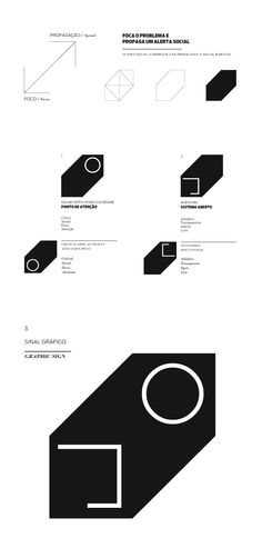 De Olho | Visual Identity by Pianofuzz , via Behance