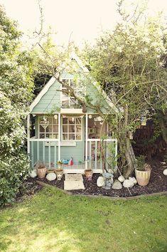 playhouse or garden house