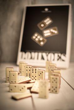 Najsłodsze na świecie domino