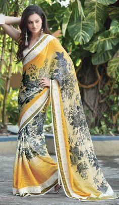 #Saree Indian collection