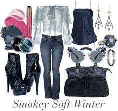 Smokey Soft Winter