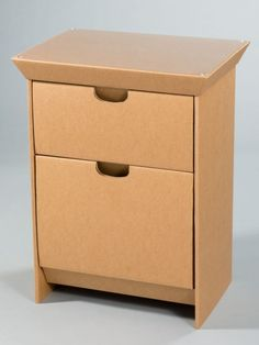 Design Your Own Night Stand - Cardboard Furniture - SmartDeco | Solutions