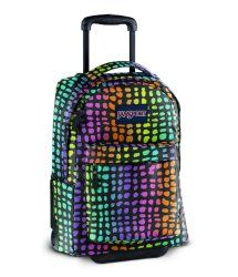 JWorld Pink Light-Up Rolling Backpack | Pink, Zulilyfinds and Zulily!