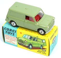 Corgi Austin Mini Van
