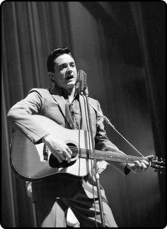 ❦ Hello ... I'm Johnny Cash