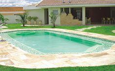 piscina fibra sem borda - Pesquisa Google