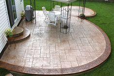 Biondo Cement - Patios Gallery / 11-Michigan-Concrete-Patio-Macomb-County-Troy-MI-Stained-Border-Terra-Cotta-Color.jpg
