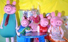 MAPA DA CULTURA: Grátis: Peppa Pig agita o Shopping Grande Rio com teatro infantil, em São João de Meriti, neste domingo (05/11)