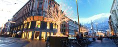 (c) MK Illumination, New Scotia Innsbruck, Lighting Concepts, World, Design, The World