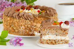 Торт Киевский - рецепт с фото