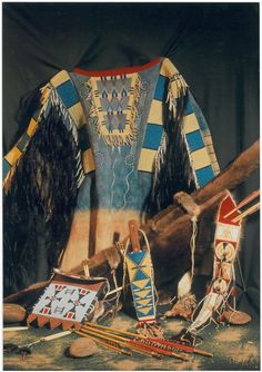 Native American Shirts, Native American Warrior, Fashion Show Collection, Nativity, Blankets, History, Awesome, Painting, Accessories