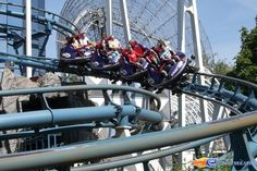 Europa Park Rust, Attraction, Parcs, Roller Coaster, Coasters, Information, Site Web, Photos, Germany