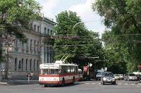 Chişinău, oraşul meu: Str. Mitr. Bănulescu - Bodoni