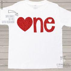 glitter birthday shirt, 1st Valentine sparkly t-shirt