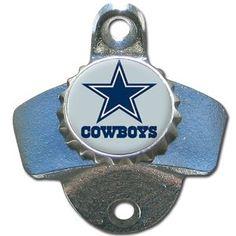 NFL Dallas Cowboys Wall Bottle Opener